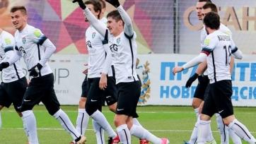 Московское «Динамо» дома уступило «Тосно»
