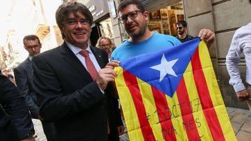 Президент Каталонии: «Победа «Жироны» над «Реалом» – пример для всех»