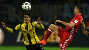 «Баварию» и дортмундскую «Боруссию» свели в 1/8 финала Кубка Германии