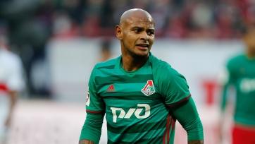 Ари вернулся в общую группу «Локомотива»