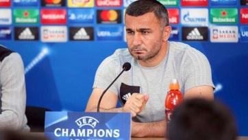 Гурбанов: «Нужно сыграть дисциплинированно, показать командую игру и осознавать свою ответственность»