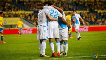«Лас-Пальмас» потерпел поражение в матче с «Депортиво», минимальная победа «Эспаньола» над «Бетисом»