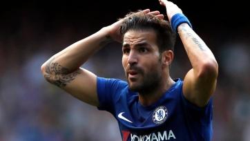 Фабрегас может продолжить карьеру в «Манчестер Юнайтед»