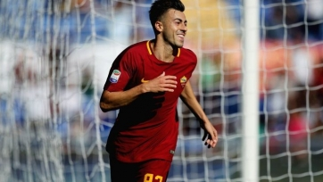 Эль-Шаарави забил самый быстрый гол «Ромы» в ЛЧ