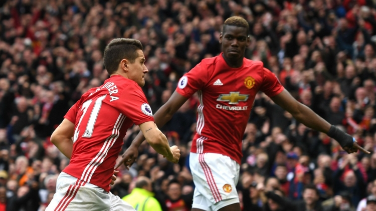 Андер Эррера: путь вундеркинда «Сарагосы» к статусу героя «Манчестер Юнайтед»