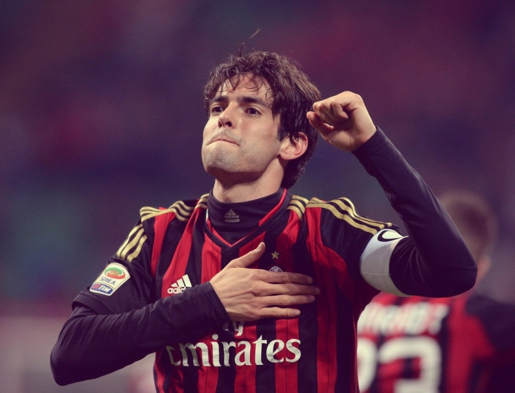 Кака не прочь в будущем возглавить «Милан»