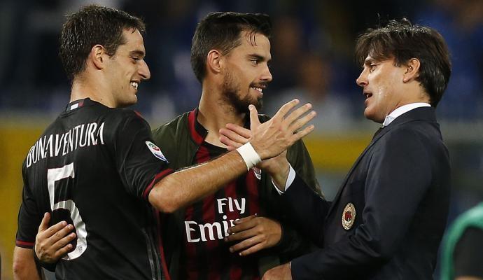 Монтелла: «Я уверен, что «Милан» финиширует в топ-4»