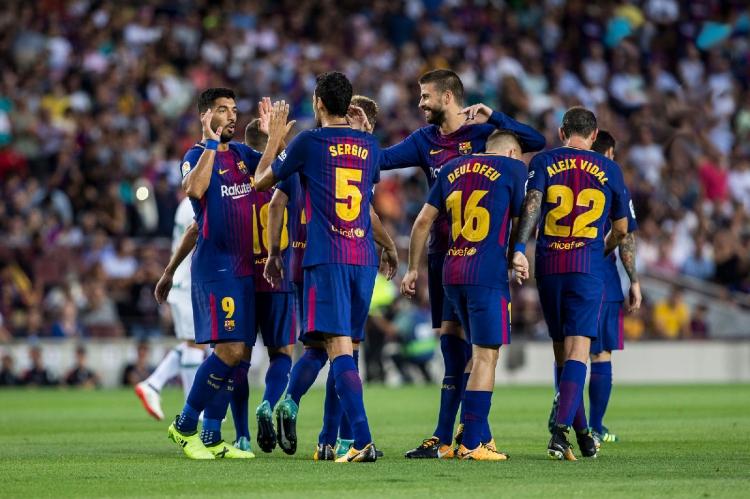 «Барселона» установила клубный антирекорд