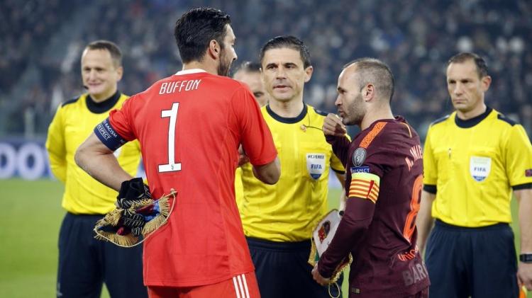 Ювентус и Барселона сильнейшего не выявили
