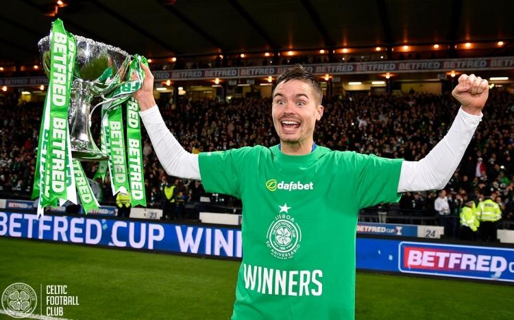 «Селтик» завоевал Кубок шотландской лиги