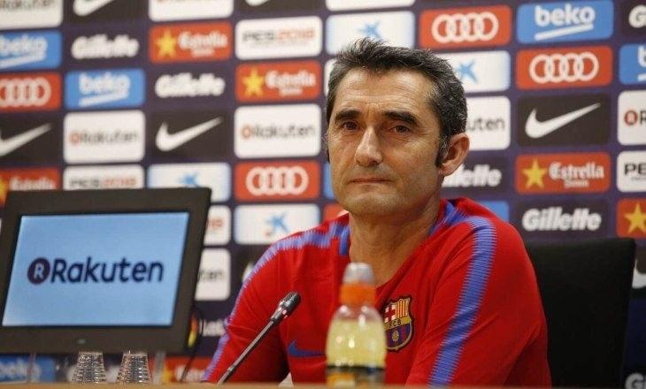 Вальверде: «Вряд ли Дембеле сыграет с «Реалом»