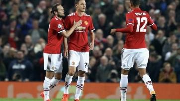 «Манчестер Юнайтед» снова одолел «Бенфику»