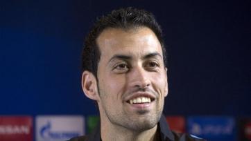 Бускетс поделился впечатлениями от матча с «Олимпиакосом»