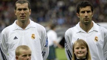 Фигу: «Сейчас нет футболистов, которые бы реально усилили состав «Реала»