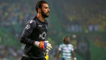 Патрисиу верит в то, что «Спортинг» сумеет попасть в плей-офф Лиги чемпионов