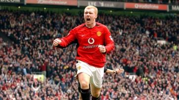 Пол Скоулз съязвил в адрес тактики «Манчестер Юнайтед»