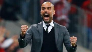 «Манчестер Сити» хочет оставить Гвардиолу в команде до 2022 года