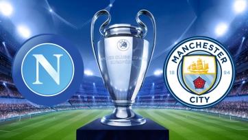 «Наполи» - «Манчестер Сити», прямая онлайн-трансляция. Стартовые составы команд