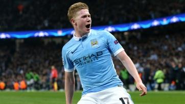 Де Брёйне: «Хочу надолго остаться в «Манчестер Сити»