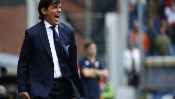 С. Индзаги: «Хочу, чтобы в финале Лиги Европы сыграли «Лацио» и «Милан»