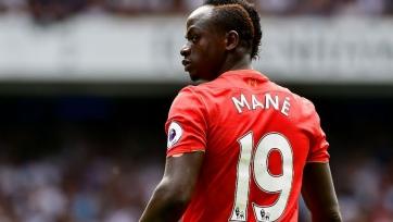Мане вернулся к тренировкам «Ливерпуля»