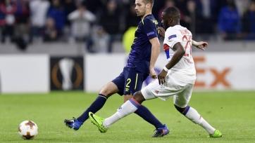 «Эвертон» крупно проиграл во Франции и вылетел из Лиги Европы