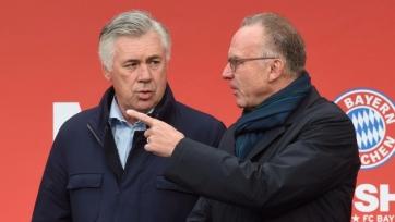Румменигге: «Анчелотти отказался от игрока подмены для Левандовского»