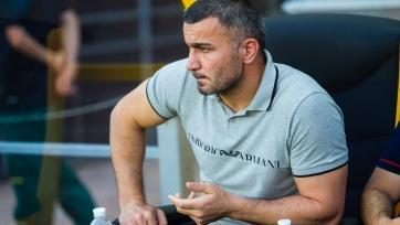 Официально: Гурбанов назначен главным тренером сборной Азербайджана