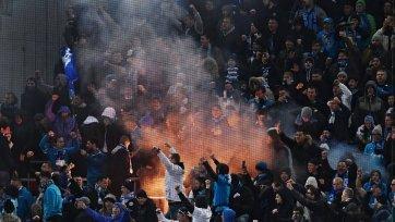 УЕФА может наказать «Зенит»