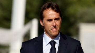 Лопетеги поделился ожиданиями от матчей с Коста-Рикой и Россией
