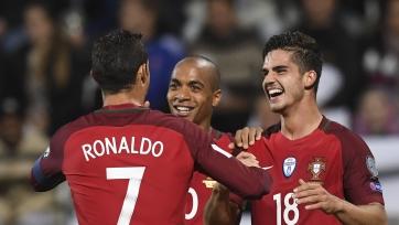 Андре Силва: «Уверен, что забью первый гол в Серии А»