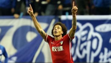 Витсель выиграл бронзовые медали чемпионата Китая
