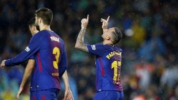 «Барселона» победила «Севилью» благодаря дублю Алькасера