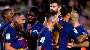 «Барселона» повторила самый успешный старт в своей истории