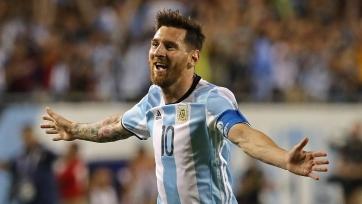 6 ноября Месси со сборной Аргентины проведёт тренировку на «Открытие Арене»