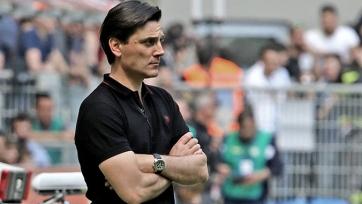 Монтелла будет уволен, если «Милан» не выиграет у «Сассуоло»