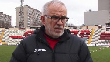 Гаджиев прокомментировал поражение «Амкара»