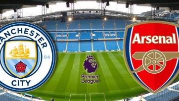«Манчестер Сити» - «Арсенал», прямая онлайн-трансляция. Стартовые составы команд