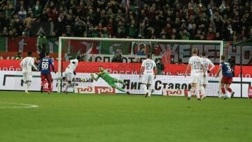 «Локомотив» и ЦСКА сыграли вничью в сумасшедшем по накалу матче