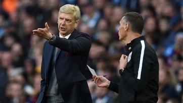 Венгер отреагировал на поражение «Арсенала» от «Манчестер Сити»