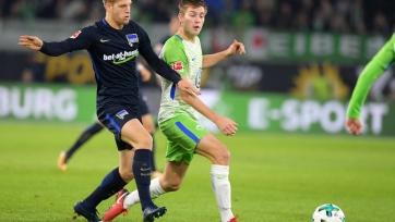 «Вольфсбург» в седьмой раз подряд сыграл вничью