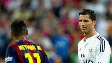 «Реал» планирует заменить Роналду Неймаром