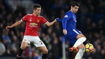 Спортивный директор «Барселоны» следил за игрой трёх футболистов во время матча «Челси» - «Манчестер Юнайтед»