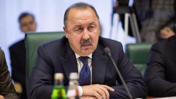 Газзаев отреагировал на слова Геркуса