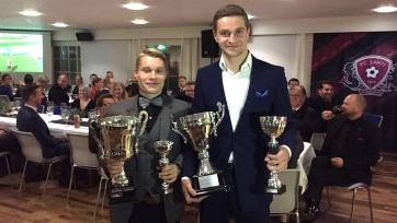 Россиянин признан лучшим голкипером чемпионата Финляндии
