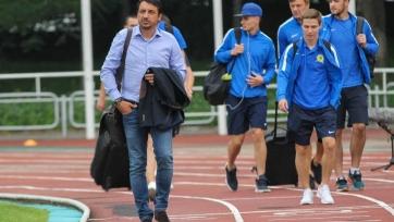 Тренер «Луча-Энергии» написал заявление о приостановлении деятельности