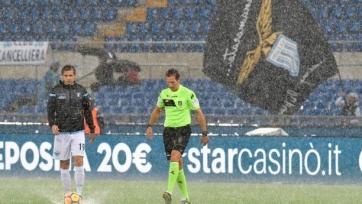 Матч «Лацио» - «Удинезе» перенесён на январь