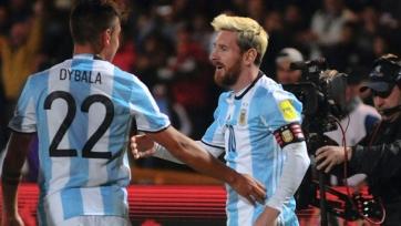Источник: стал известен стартовый состав сборной Аргентины на матч с Россией