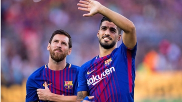 «Барселона» объяснила сущность футбола, используя 5 символов