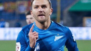 Кришито: «Зенит» – один из самых больших европейских клубов»